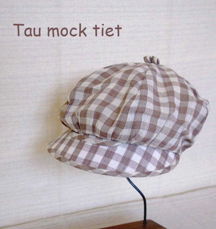 阪急宝塚山の手台 Tau mock tiet子供用帽子