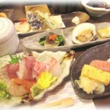 贅沢にお寿司屋で食事…