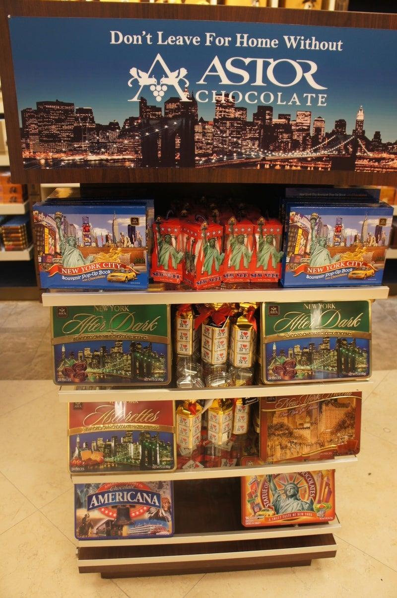 Astor Chocolate♪ Oh Mari New York