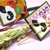 ■稲穂かんざし2015|新春の縁起物・稲穂かんざし入荷!凧、かるた、変わり稲穂かんざし・その1の画像