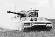 ティーガーI その1 | 戦車兵のブログ