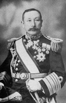 常備艦隊司令官 瓜生 外吉海軍大将 | 戦車のブログ
