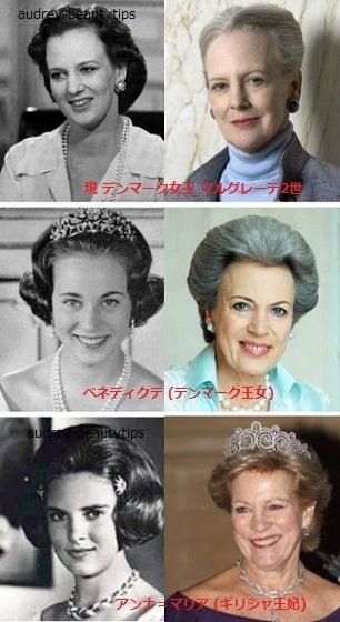 デンマーク王室】3姉妹 女王マル...