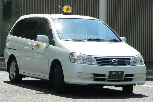 リバティ 個人タクシー 博多