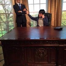 オバマに会いました。
