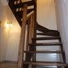中古住宅購入(他で)+リノベーション(さくらハウス) で・・・ 京都市左京区浄土寺編 階段の画像