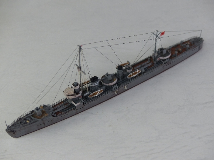 1/700 樅型駆逐艦 その3 | 模型工房 Autarkie