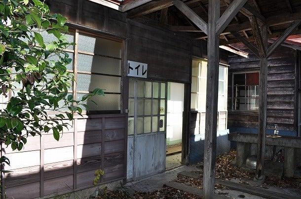 ゴンチのブログ 廃墟散策中之条町立第五小学校 栃窪分校