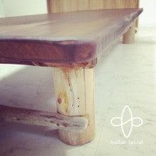 流木ローテーブル DIY