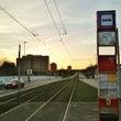 プラハのトラム駅/N…
