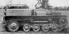 一〇〇式観測挺進車 | 戦車兵のブログ