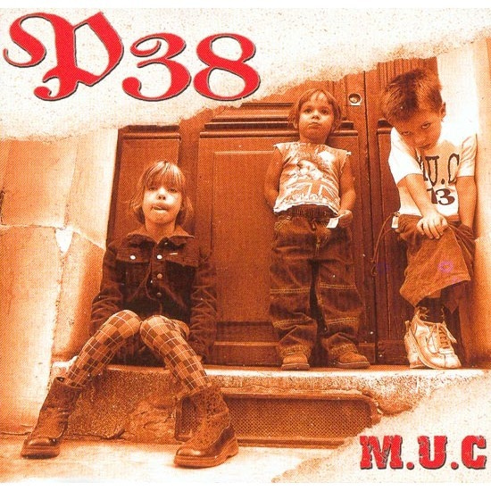 P38のアルバム