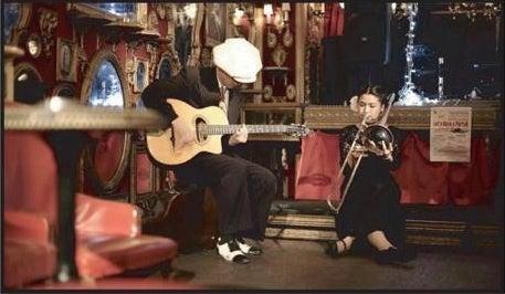 タエコと信太郎