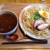 【初訪】カレー屋 麺八【カレーつけ麺】@滋賀 栗東 26.11.9の画像