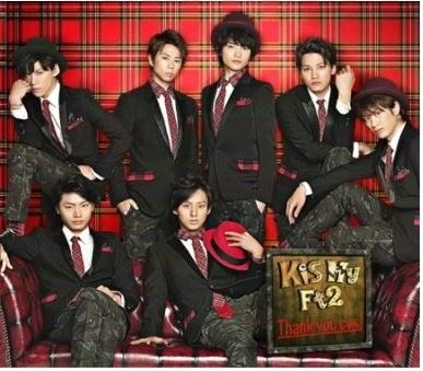 Kis-My-Ft2 12th シングル「Than...