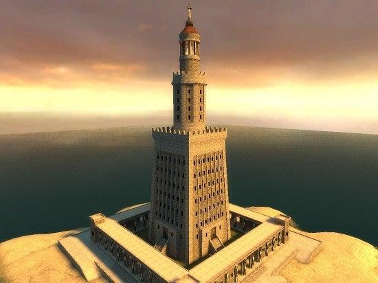 灯台 大 アレクサンドリア の