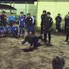 【浦安SC ユース・ジュニアユーストレーニング指導】の画像
