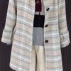 チェックコート ☆奈良・ファッションセレクトショップ☆ラレーヌの画像