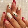 クリスマスネイル☆の画像