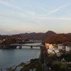 犬山城から見える景色の画像
