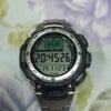 腕時計の電池交換。の画像