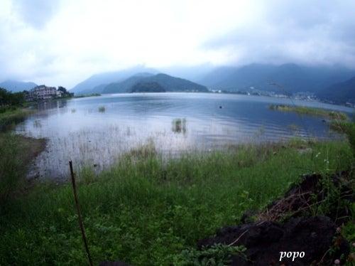 河口湖湖畔01