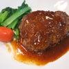 ここ最近の夕食☆ハンバーグ さんまの塩焼き 湯豆腐など・・・の画像