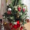 娘の手作り、クリスマスツリー♪ の画像