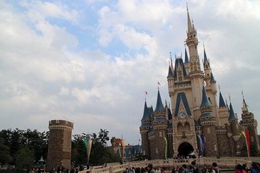 東京ディズニーランドシンデレラ城 ティティの行きたいところ