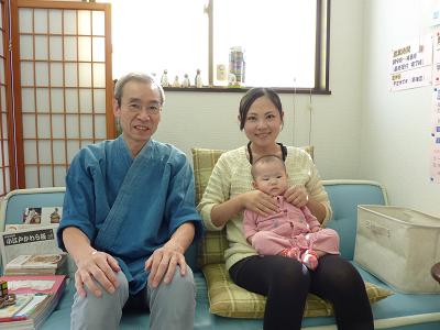 MNさま(産後の腰痛)