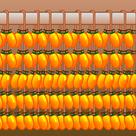 ゼロ円の干し柿   中の人の記事より