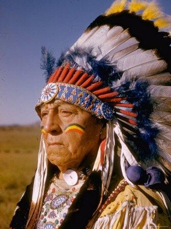アメリカンインディアンの健康法...