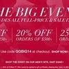 shopbop~THE BIG EVENTでお買い物!!!の画像