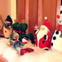 クリスマスまで一ヶ月