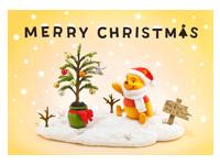 プーさんのクリスマスストーリー