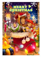 トイストーリークリスマス