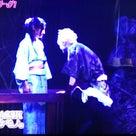 日本テレビ「アイドル☆リーグ」2011.7.6 舞台「白き肌ノケモノ」の記事より
