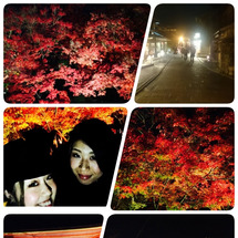 紅葉in京都