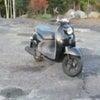 バイクの処分の画像