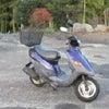 オートバイの廃棄処分の方法の画像