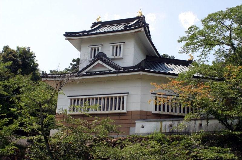 小倉山城/②模擬櫓