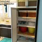 洗面所の収納 備え付け家具の記事より