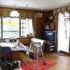 広島県東広島市八本松町Y様「モリスの初期デザイン「フルーツ」カーテン」の画像