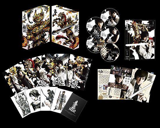 『魔戒ノ花』Blu-ray/DVD BOX