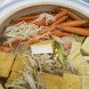 カニ鍋を再びの画像