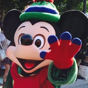ミッキーの冬服の画像