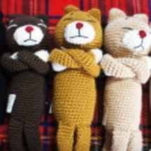 編み猫軍団の目的だっ…