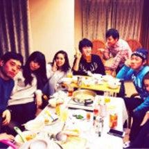 鍋partyと忘年会