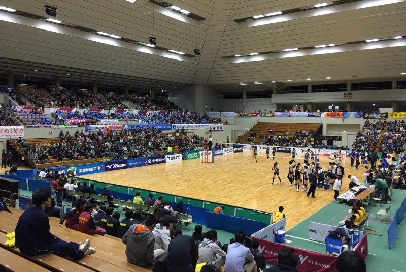 岡崎中央総合公園総合体育館