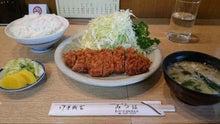 ロースカツ定食7